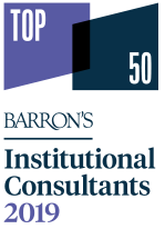 Barron's Top 50 Institutional Consultants