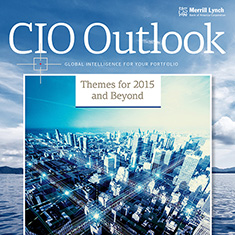 CIO Outlook: Themes for 2015 and Beyond