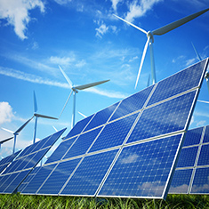 Increasing the share of energy obtained from renewable sources could provide economic benefit