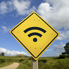 Investments to bring high-speed internet to rural areas should be a priority