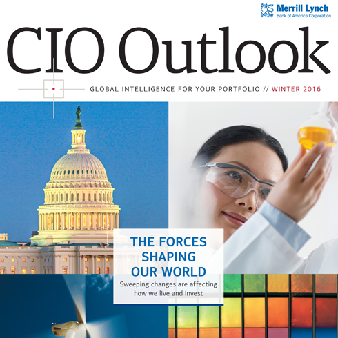 CIO Outlook: The Forces Shaping Our World