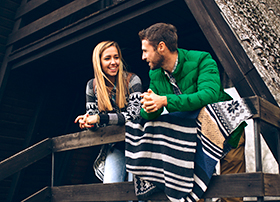 Article Image - Young couple talking