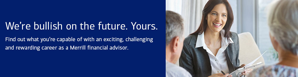 Merrill Lynch Advisor recruiting Pages