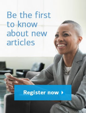 Be the first to know about new articles. Click to register now.